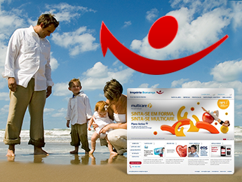 Create IT implements Internet Portal for the Insurance Company Império Bonança