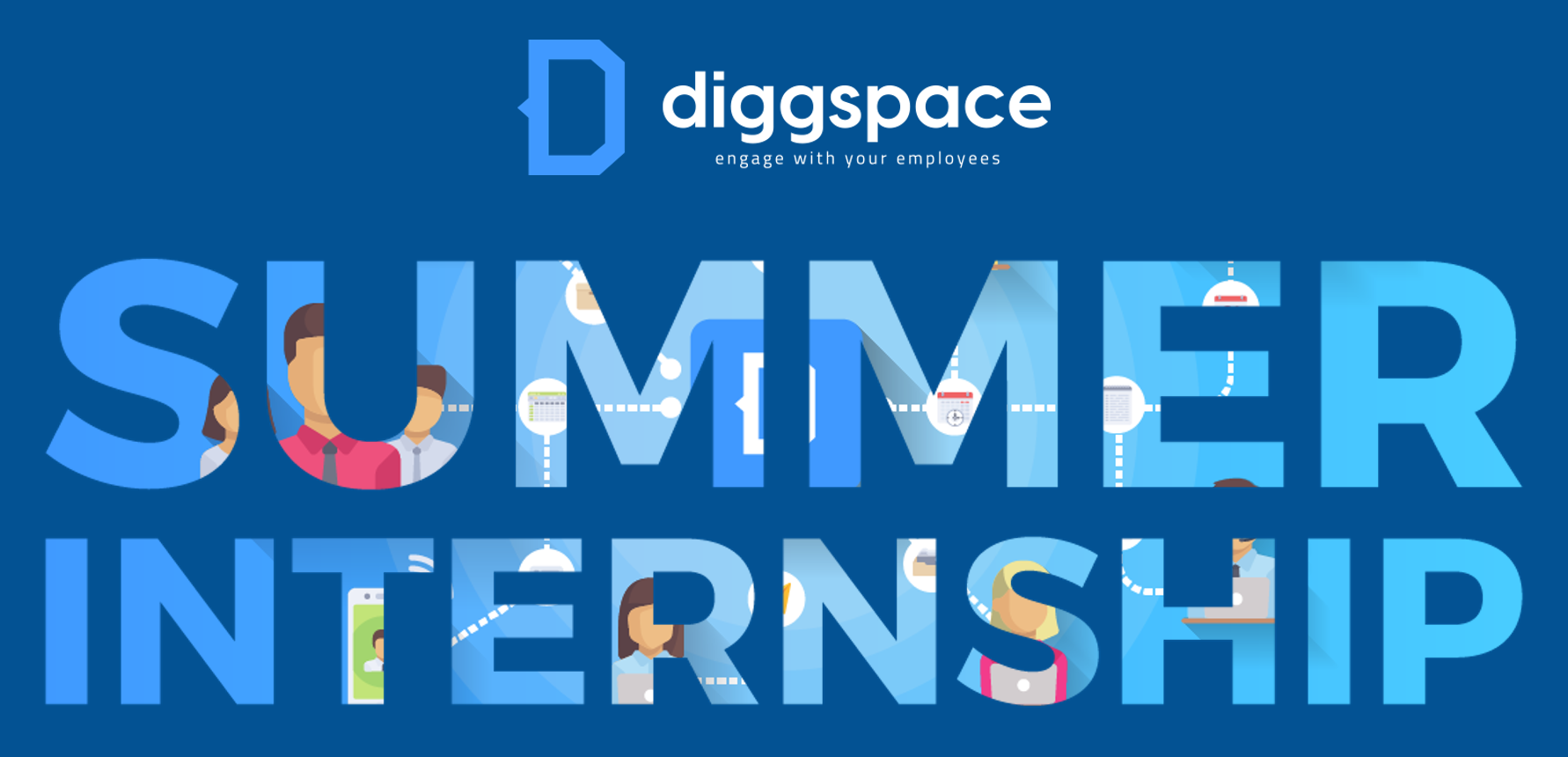 DiggSpace: Summer Internship for Software Engineers