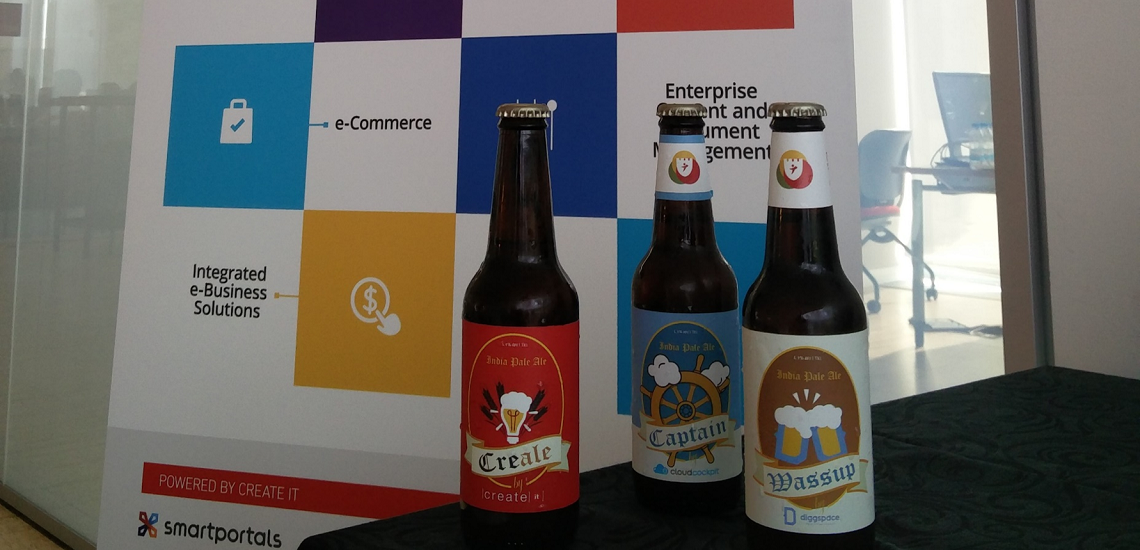Tuga Beer at Tuga IT Summer Edition - Thanks to all who contributed to its success