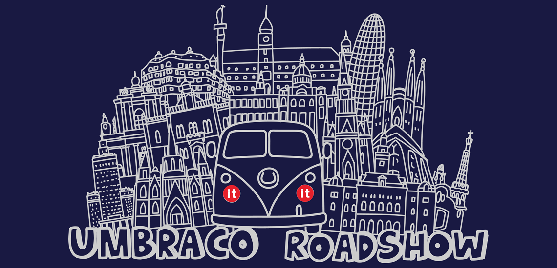 Create IT traz Roadshow Umbraco a Portugal