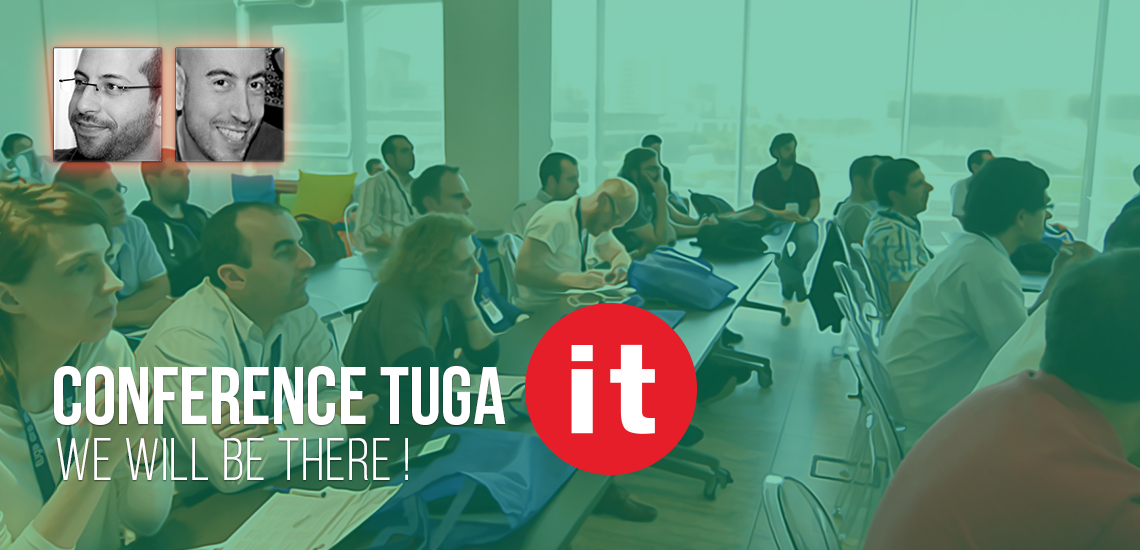 Create IT joins Tuga IT Conference