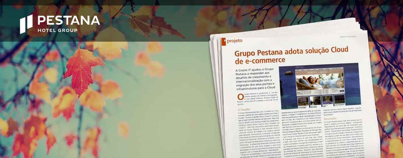 eCommerce at Pestana Group