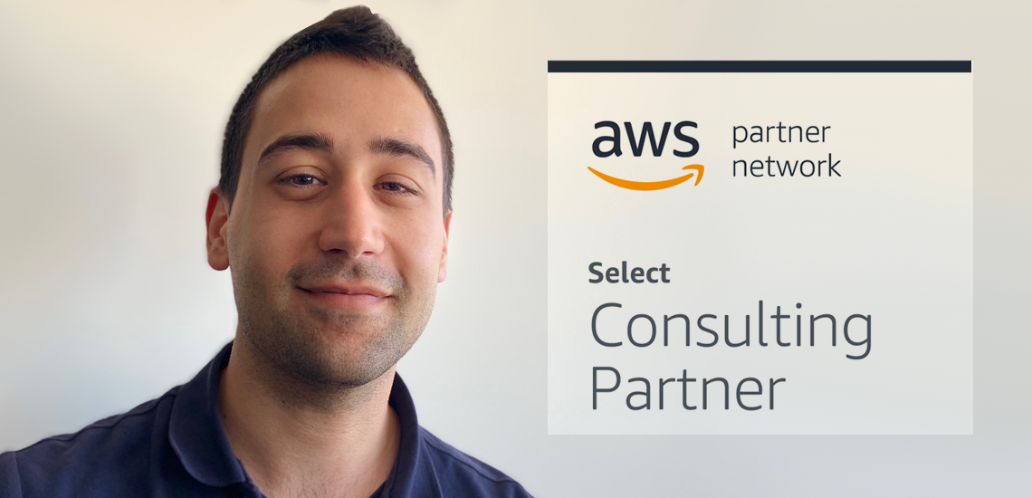Create IT reconhecida como Select Consulting Partner AWS